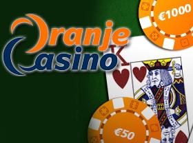 Oranje casino gratis geld